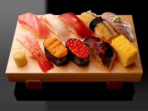 築地 寿司