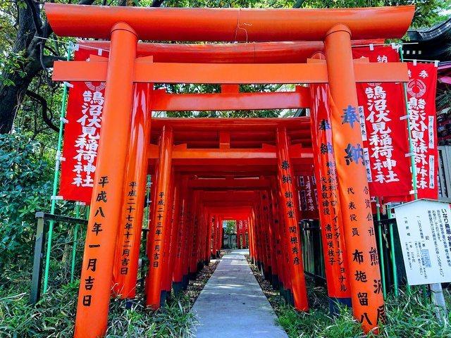 鵠沼 伏見 稲荷 神社